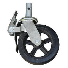 Roulette d'échafaud