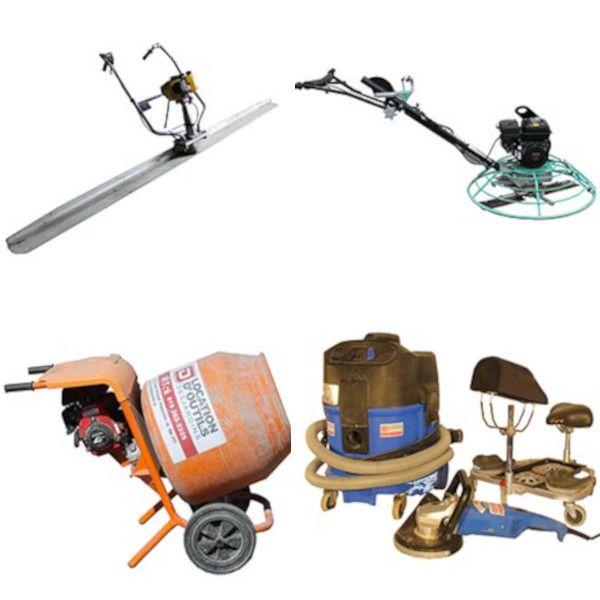 Béton autres outils