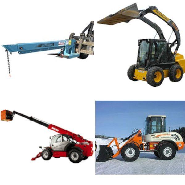 Chargeur / Tracteur