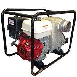 Pompe à essence 4po